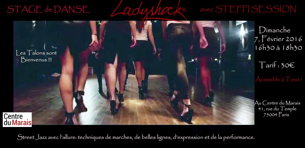 STAGE LADYSHOCK 7 2